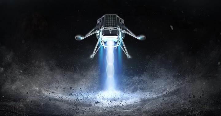 Ay'a reklam panoları dikecekler: Japon uzay şirketi, 90 milyon dolarlık yatırım aldı