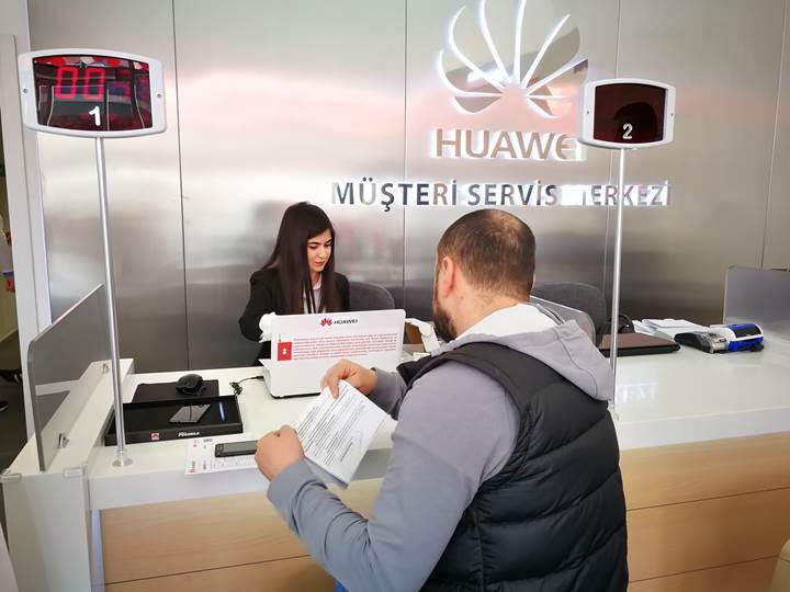 Huawei'den müşteriye kolaylık sağlayan VIP servis hizmeti