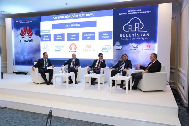 SAP HANA Dönüşüm Platformu, Türkiye'nin bulutunu küreselleştiriyor