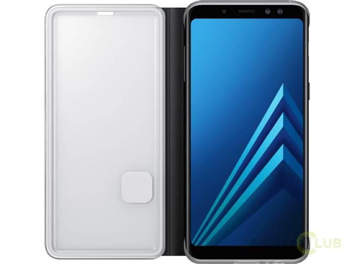 Galaxy A8 (2018) resmi görselleriyle ortaya çıktı