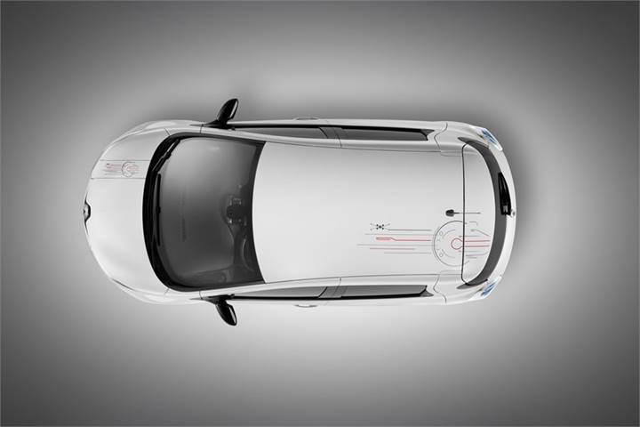 Güç otomobilinde olsun: Star Wars temalı Renault Zoe satışa sunuldu