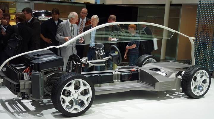 Bosch'tan elektrikli otomobil bataryaları için dev hamle