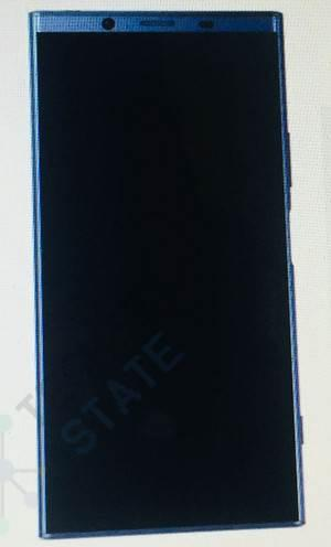 Sony'nin yeni Xperia amiral gemisinin görüntüleri sızdırıldı
