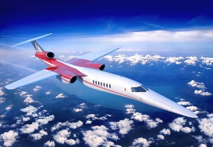 Lockheed Martin süpersonik yolcu jeti üretecek