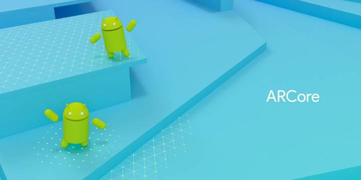 Google, ARCore Developer Preview 2'yi yayınlandı