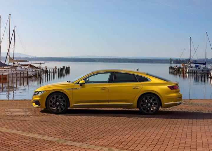 Volkswagen'den 400 beygirlik Arteon geliyor