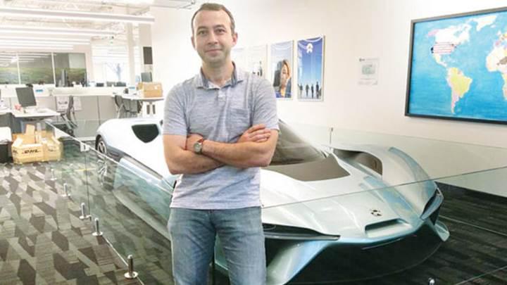 Silikon Vadisi'nin gözü otonom araçla hız rekoru kıran Türk'ün üzerinde
