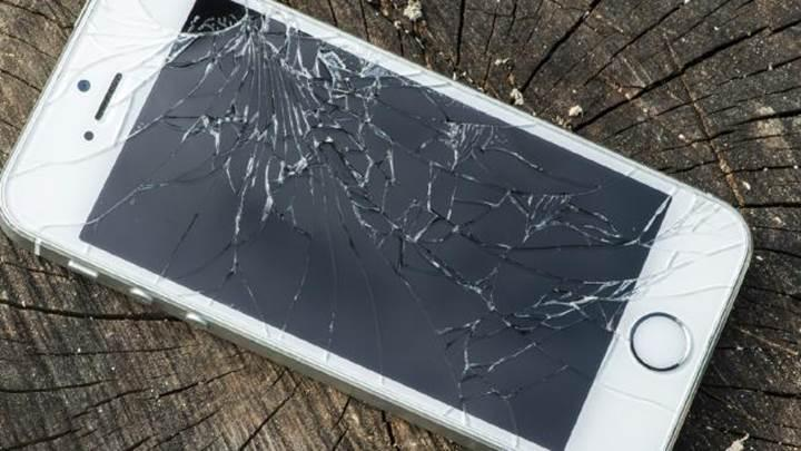 Çatlayan ekranınızı baskı uygulayarak tamir edebileceksiniz