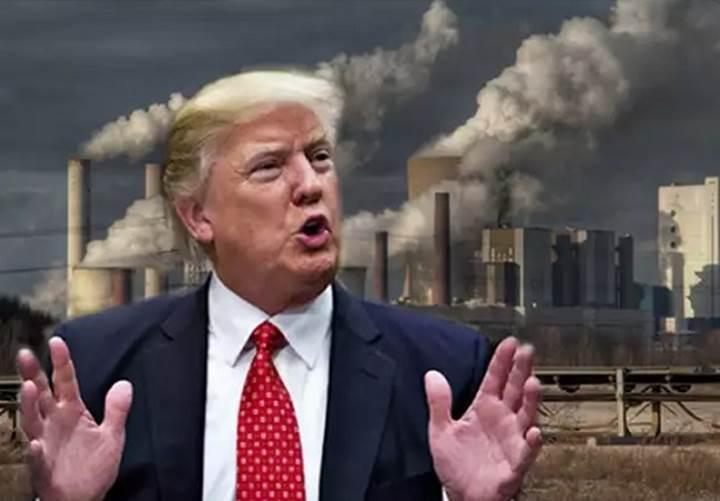 ABD iklim değişikliğini ulusal tehditler listesinden çıkardı