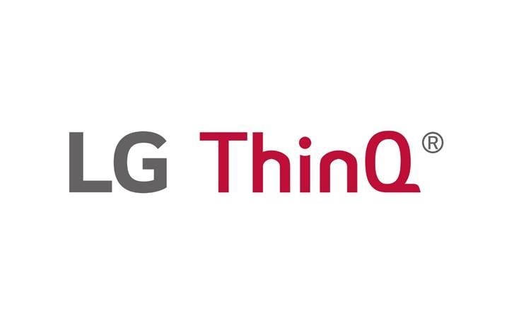 LG, yapay zekâ cihazlarını ThinQ markası altında topluyor