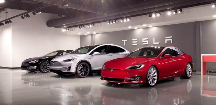 Dört tekerden çekiş artık tüm Tesla Model S ve X'lerde standart olarak sunulacak