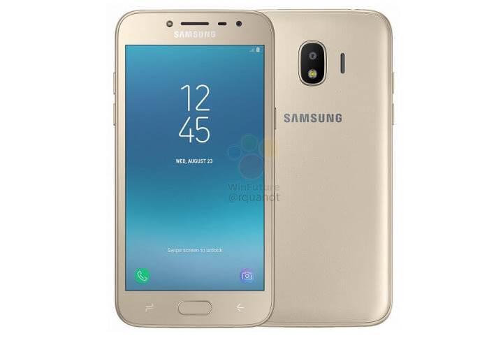 Samsung Galaxy J2 (2018) resmi lansmanından önce sızdı