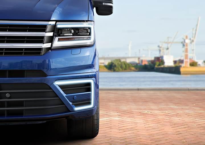 Volkswagen, elektrikli vanı e-Crafter'ın teslimatına başladı