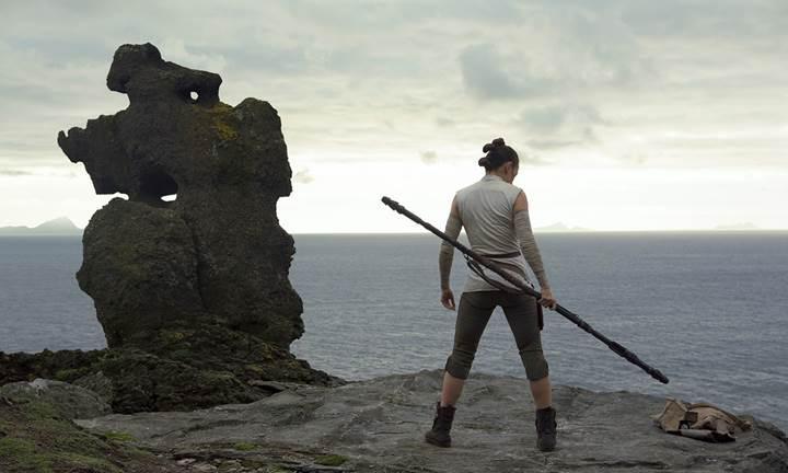 Star Wars: The Last Jedi gişede rakip tanımıyor