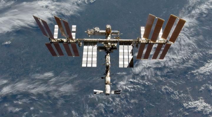 Rusya'dan Uluslararası Uzay İstasyonu'nu