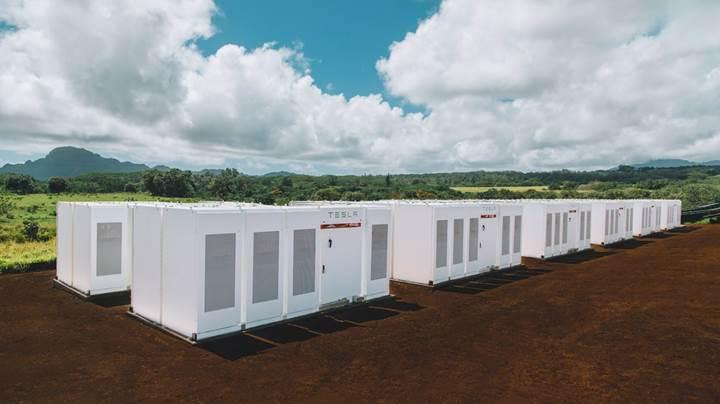 Tesla'nın devasa bataryası, Avustralya'daki kesinti krizini 140 milisaniyede çözdü