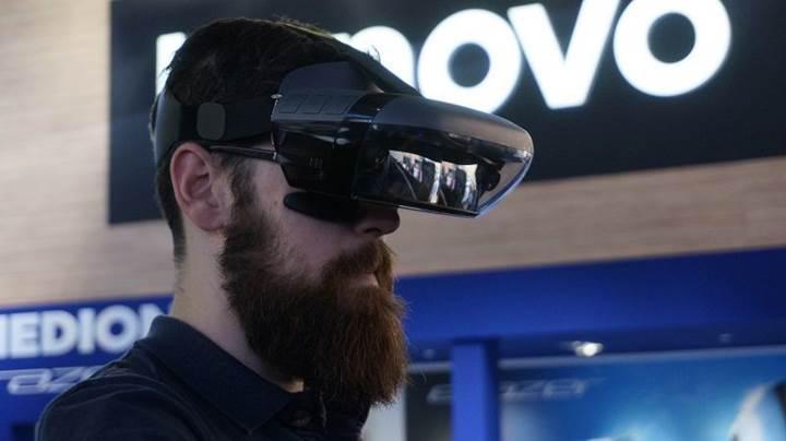 Lenovo'nun bağımsız sanal gerçeklik gözlüğünün detayları ortaya çıktı
