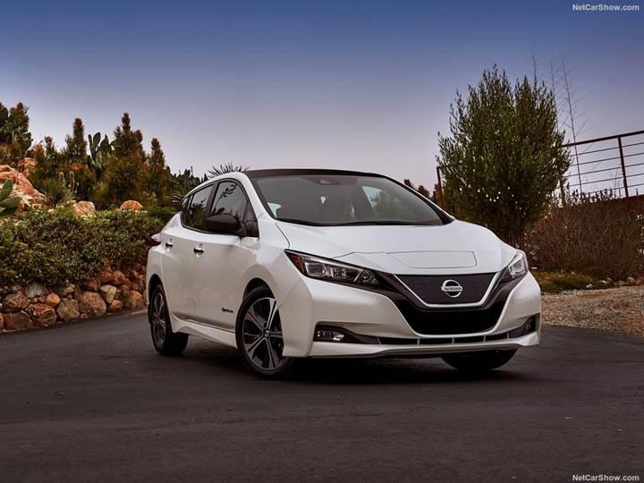 Yeni Nissan Leaf, Avrupa'da 10 bin adet sipariş aldı