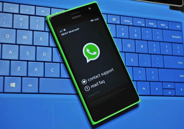 WhatsApp iki platforma desteğini kesiyor