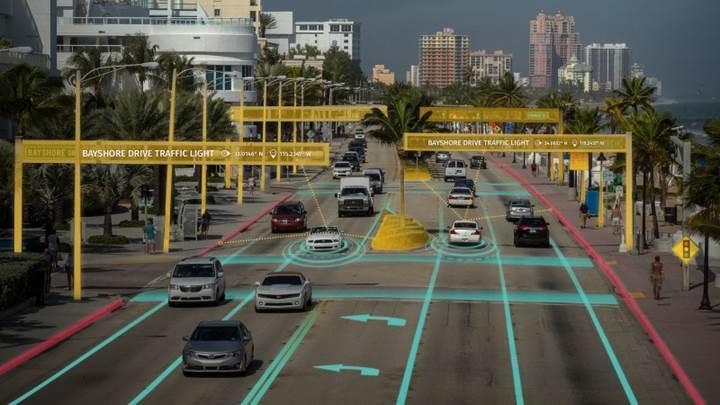 LG ve HERE Technologies otonom araçlar için yeni bir platform oluşturacak