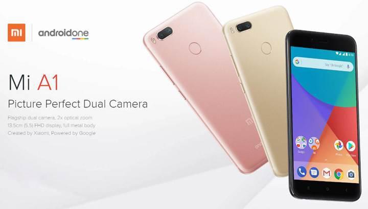 Android Oreo ile Xiaomi Mi A1'e hızlı şarj desteği geliyor