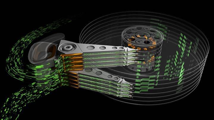 Seagate sabit disklerin hızlarını iki katına çıkarıyor