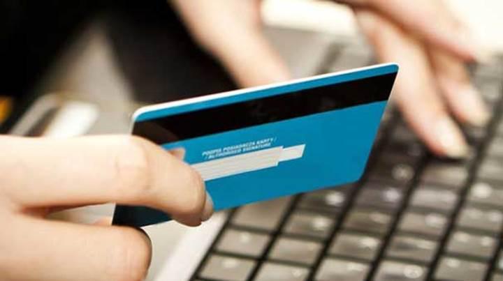 Kredi ve banka kartlarının internetten alışverişe onay süresi uzatıldı