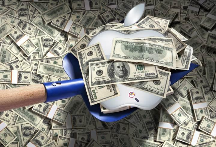 Apple CEO'su Tim Cook'un 2017 kazancı: 12.8 milyon dolar