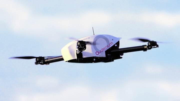 Hibrit drone'dan rekor uçuş süresi: 4 saat 40 dakika havada kaldı
