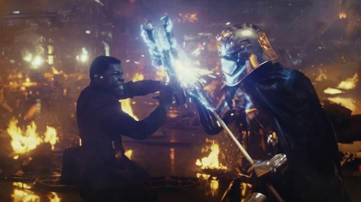 Star Wars: The Last Jedi gişede 1 milyar dolara ulaştı