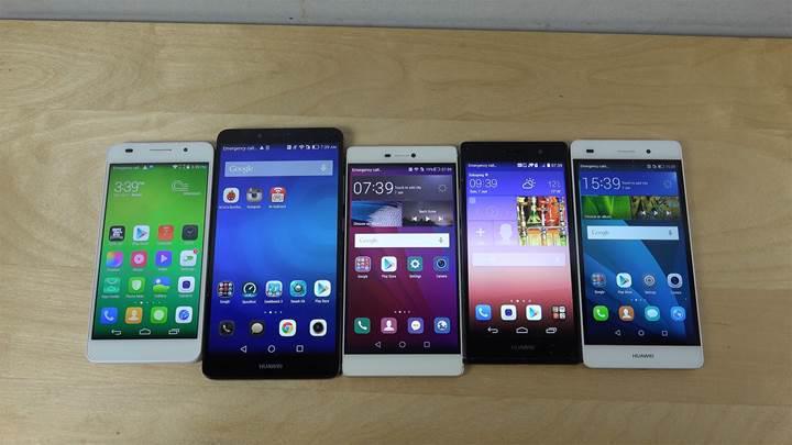 Huawei geçen yıl 153 milyon akıllı telefon sattı