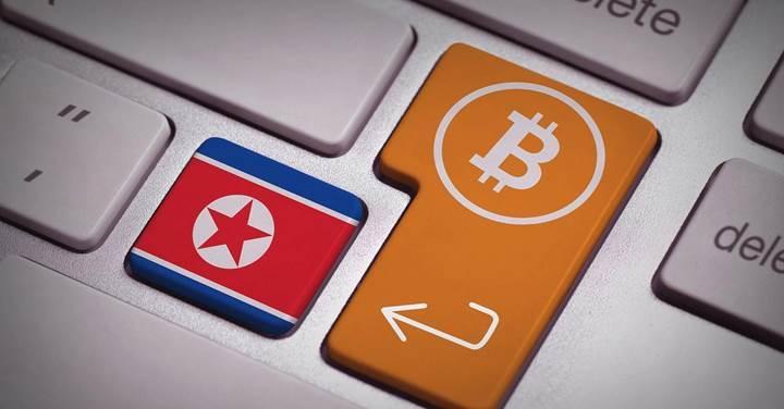 Kuzey Koreli hackerlar sunuculara sızıp kripto para madenciliği yaptı