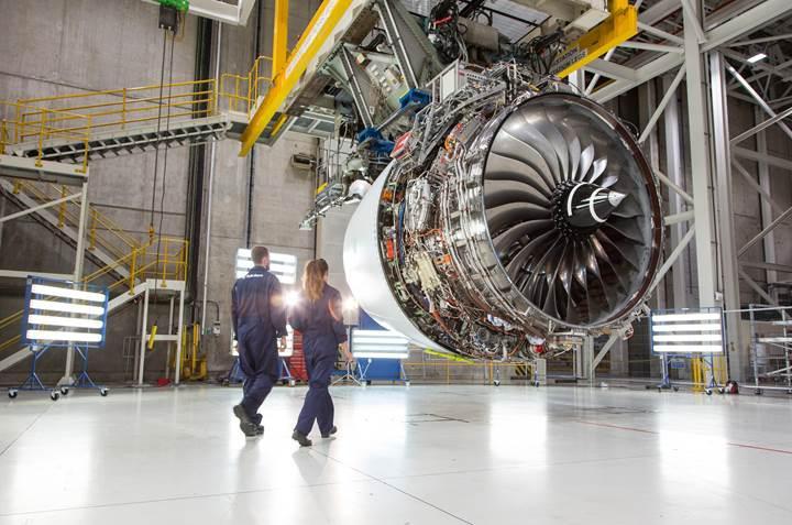 Türkiye'de üretilen ilk turbojet motoru 2018'de teslim edilecek!