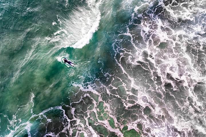 2017'nin drone ile çekilmiş en iyi 20 fotoğrafı