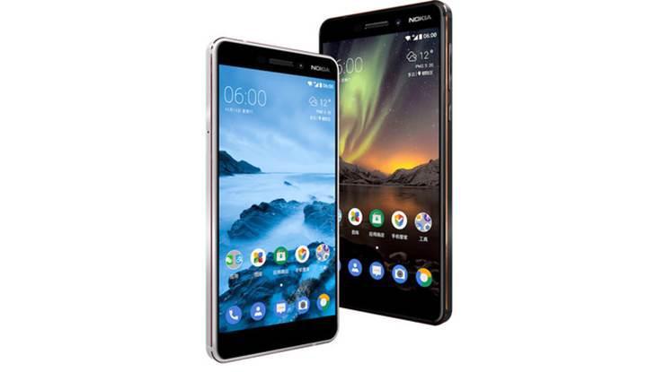 Nokia 6 2018 tanıtıldı! İşte özellikleri ve fiyatı
