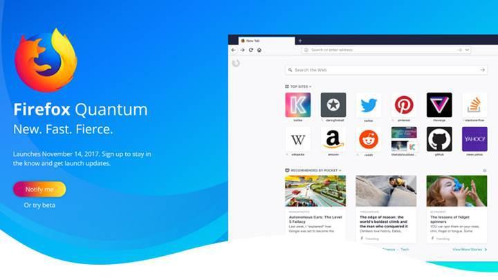 Mozilla, Meltdown ve Spectre korumalı Firefox 57.0.4'ü yayınladı