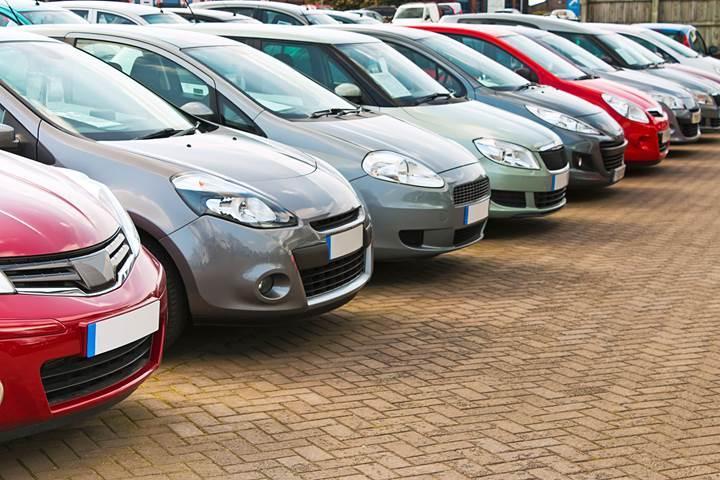 Türkiye'de otomobil pazarı 2017'de daraldı