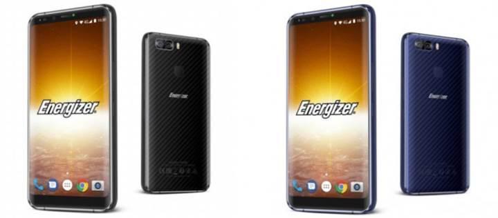 Pil üreticisi Energizer'ın Android telefonu: Energizer Power Max 600s özellikleri