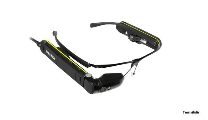 Alexa uyumlu ilk akıllı gözlük Vuzix'ten geliyor