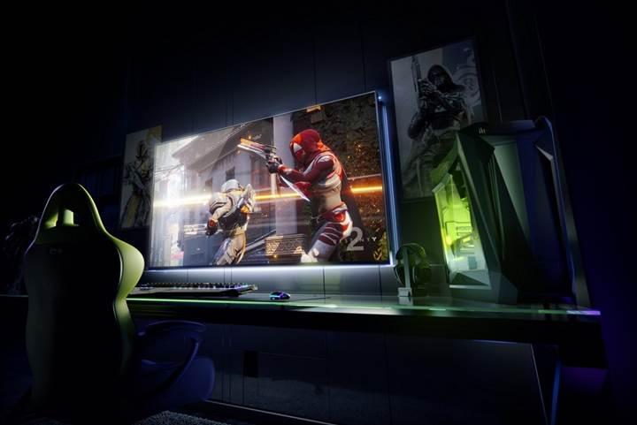 Nvidia'dan oyunculara yönelik 65 inç 4K monitör: BFGDs özellikleri