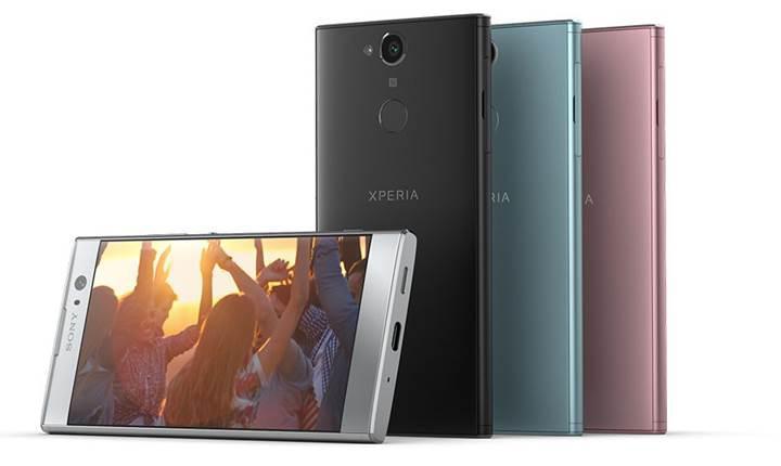 Sony Xperia XA2, XA2 Ultra ve L2 tanıtıldı! İşte özellikleri