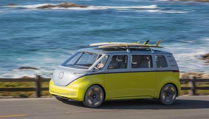 Volkswagen araçlarında yapay zeka için NVIDIA ile çalışıyor