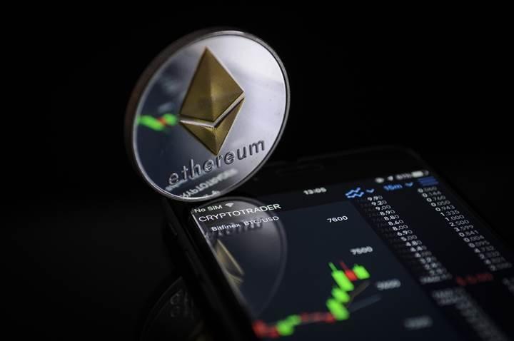 Ethereum'dan yeni rekor: 1250$ değerini aştı