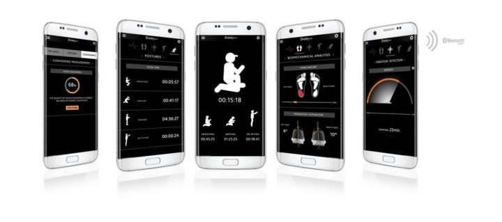 Zhor Tech akıllı ayakkabı tabanlığını tanıttı