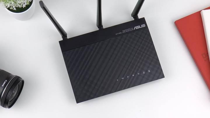 Asus DSL-AC51 modem/router incelemesi
