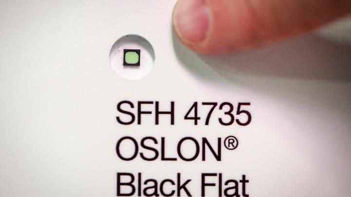 Osram ile yiyeceklerdeki bileşenleri telefonunuzdan okuyabileceksiniz