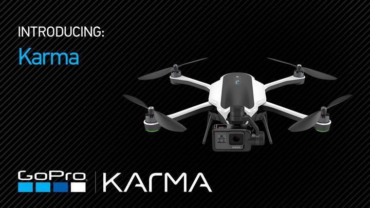 GoPro sürpriz bir kararla Drone pazarından çekiliyor