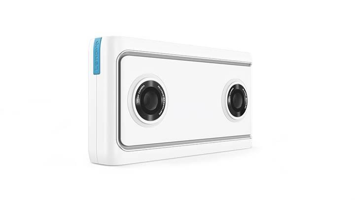 Lenovo sanal gerçeklik kamerası Mirage'ı duyurdu