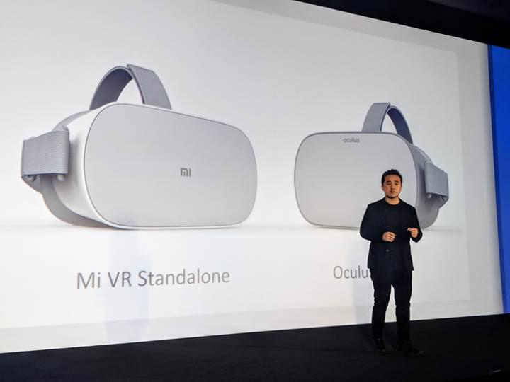 Oculus Go üretimi Xiaomi'ye emanet