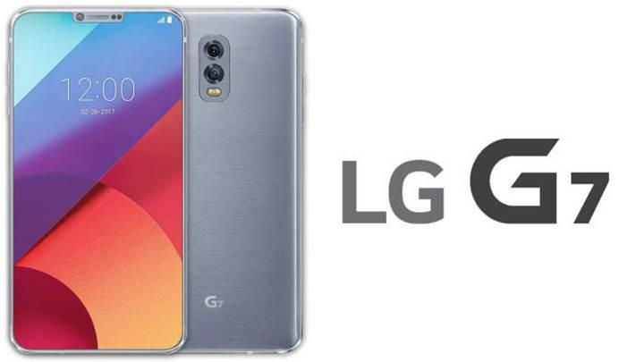 LG G7'nin özellikleri sızdı: OLED ekran, Snapdragon 845 ve 6 GB RAM